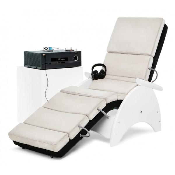 Eusonica - Euracom - Vibro Music Treatment - Trattamento Benessere - Apparecchiature Centri Estetici e Spa