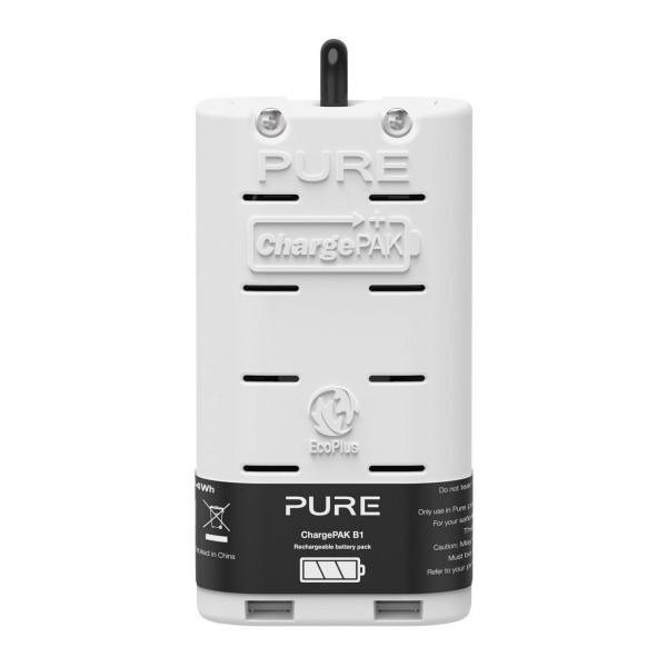 Pure - ChargePAK B1 - Batteria Ricaricabile - Radio Digitale di Alta Qualità