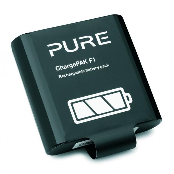 Pure - ChargePAK F1 - Batteria Ricaricabile - Radio Digitale di Alta Qualità