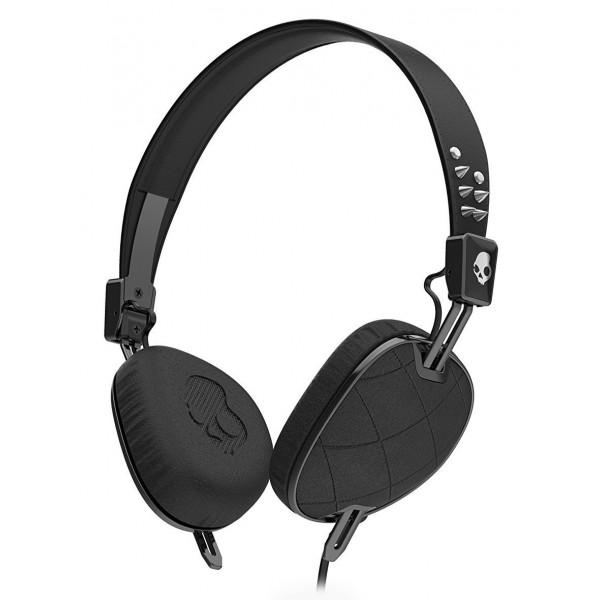 Skullcandy - Knockout - Geo / Nero Trapuntato - Cuffie Auricolari da Donna Wireless On-Ear con Microfono e Audio Supremo