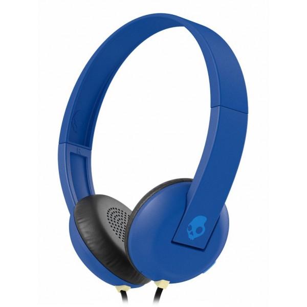 Skullcandy - Uproar - Blu Reale - Cuffie Auricolari On-Ear con Microfono