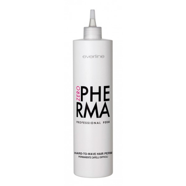 Everline - Hair Solution - Pherma - Zero - Permanenti - Professional Color Line