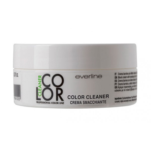 Everline - Hair Solution - Color Cleaner - Skin Protection - Professional Color Line - Protezione per la Cute