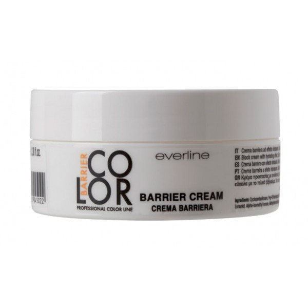 Everline - Hair Solution - Barrier Cream - Skin Protection - Professional Color Line - Protezione per la Cute