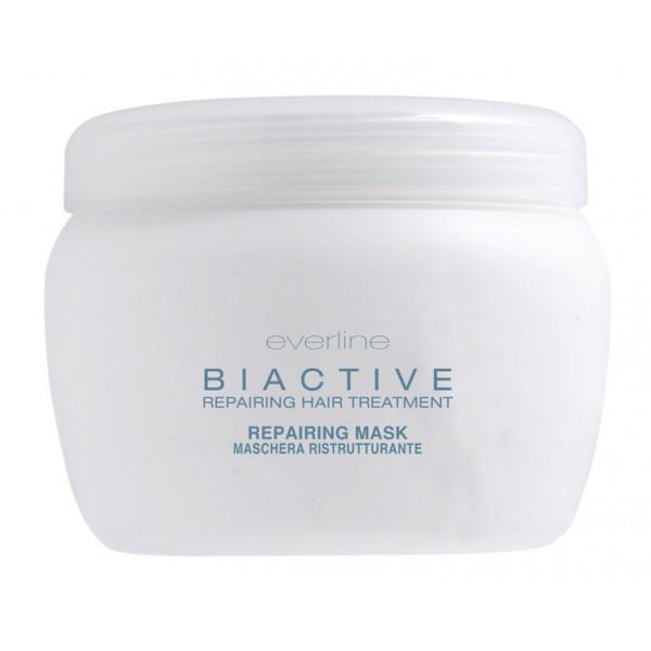 Everline - Hair Solution - Biactive Repairing Mask - Biactive - Trattamento Riparatore - Trattamenti Professionali