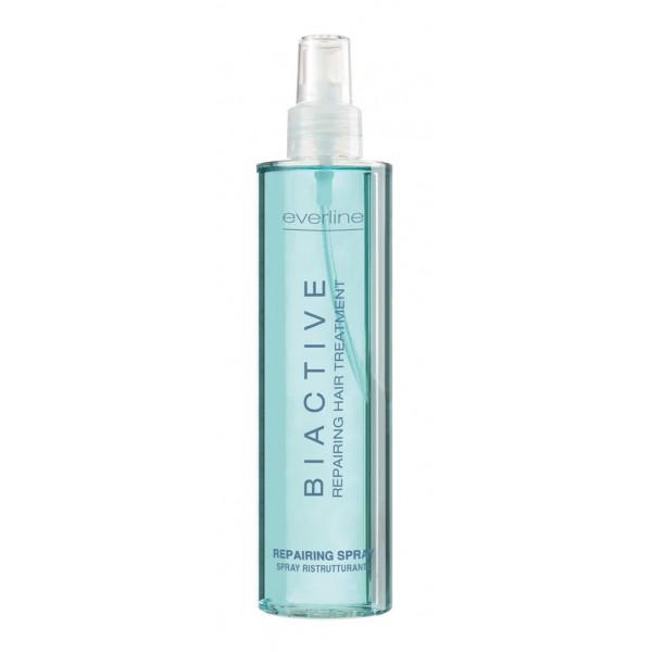 Everline - Hair Solution - Biactive Repairing Spray - Biactive - Trattamento Riparatore - Trattamenti Professionali