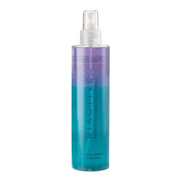 Everline - Hair Solution - Biactive Bi-Phase Spray - Biactive - Trattamento Riparatore - Trattamenti Professionali