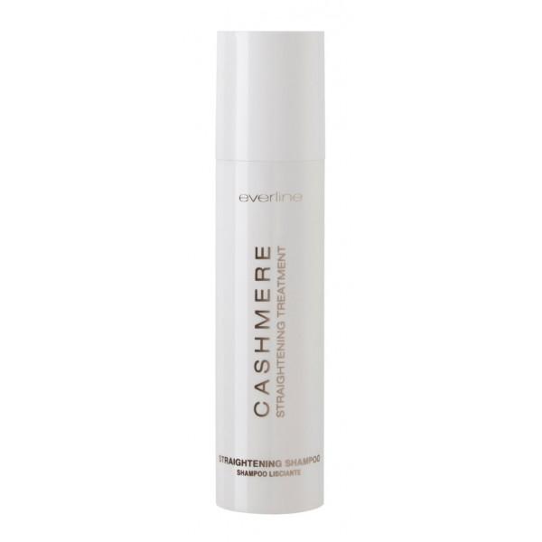 Everline - Hair Solution - Straightening Shampoo - Cashmere - Trattamento Lisciante Capelli - Trattamenti Professionali