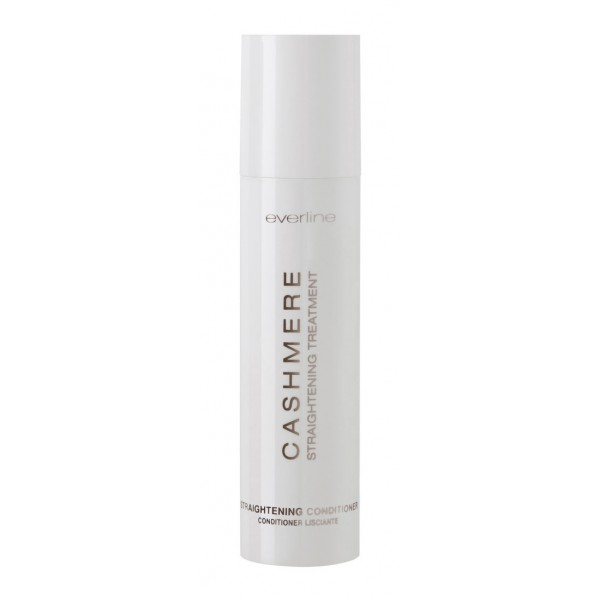 Everline - Hair Solution - Straightening Conditioner - Cashmere - Hair Straightening Treatment - Professional Treatments