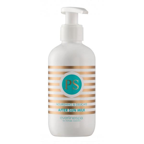 Everline Spa - Perfect Skin - After Sun Milk - Latte Dopo Sole - Sun Protection - Cosmetici Professionali