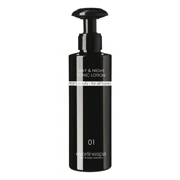 Everline Spa - Perfect Skin - Day & Night Tonic Lotion - Lozione Tonica - Perfect Skin - Viso - Cosmetici Professionali