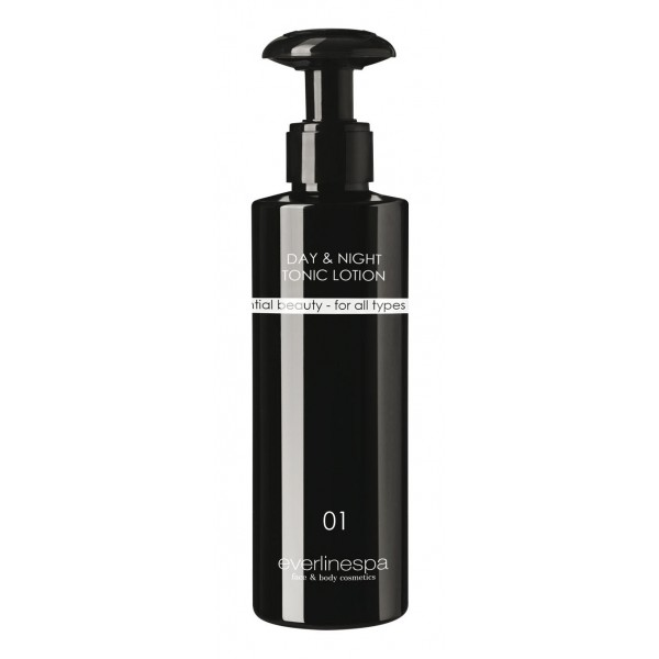 Everline Spa - Perfect Skin - Day & Night Tonic Lotion - Perfect Skin - Face - Professional Cosmetics