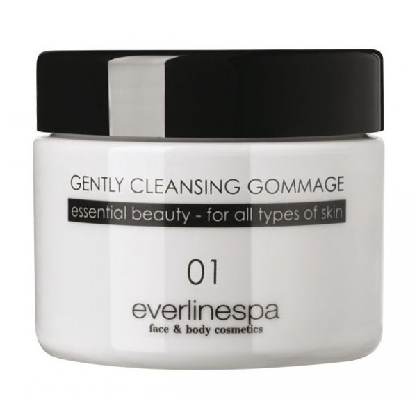 Everline Spa - Perfect Skin - Gently Cleansing Gommage - Detergente Delicato - Perfect Skin - Viso - Professional