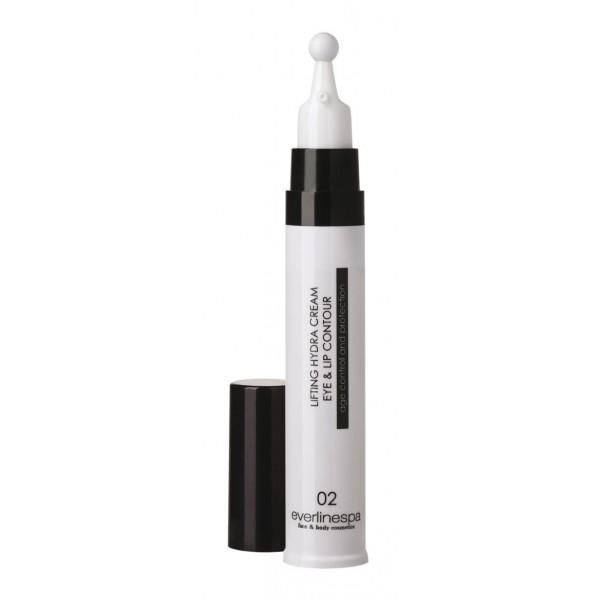 Everline Spa - Perfect Skin - Lifting Hydra Cream-Eye & Lip Contour - Lifting Immediato - Perfect Skin - Viso - Professional