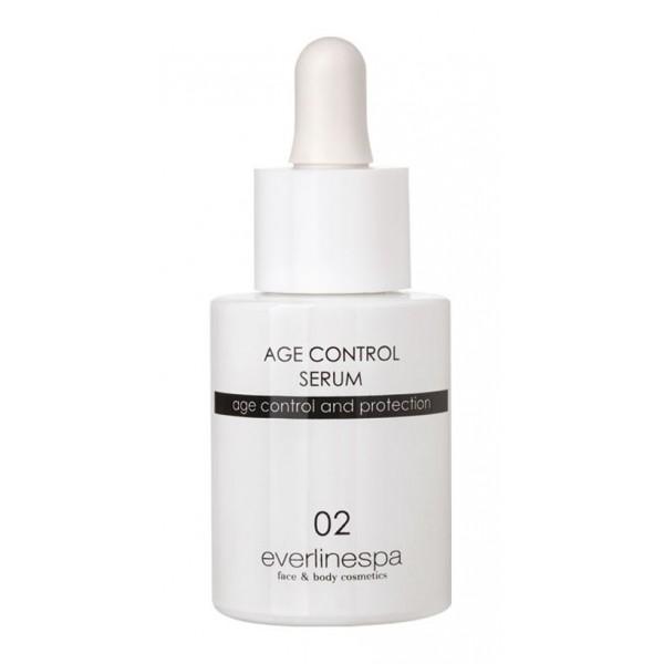 Everline Spa - Perfect Skin - Age Control Serum - Siero Giovinezza Viso e Collo - Perfect Skin - Viso - Professional