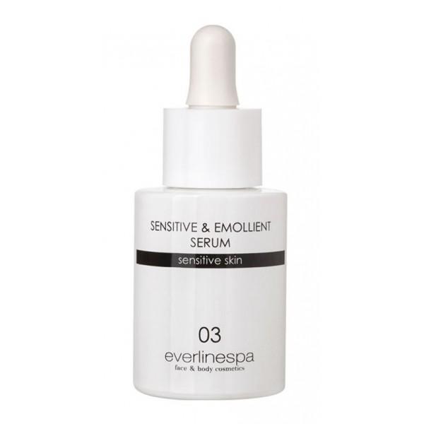 Everline Spa - Perfect Skin - Sensitive Emollient Serum - Perfect Skin - Viso - Professional