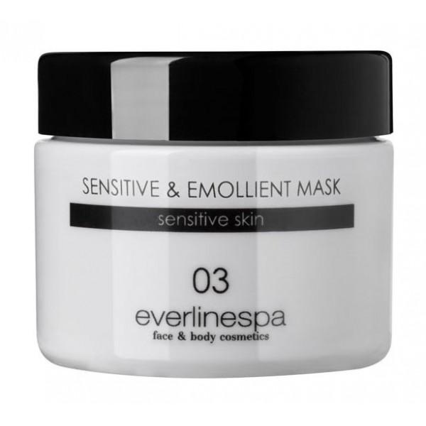 Everline Spa - Perfect Skin - Sensitive & Emollient Mask - Perfect Skin - Viso - Professional