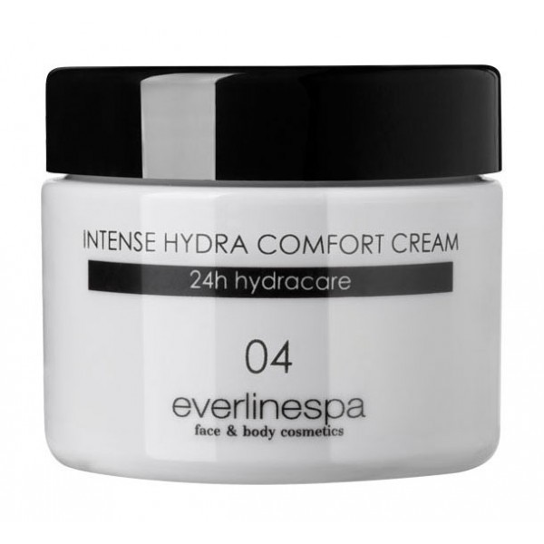 Everline Spa - Perfect Skin - Intense Hydra Comfort Cream - Perfect Skin - Viso - Professional