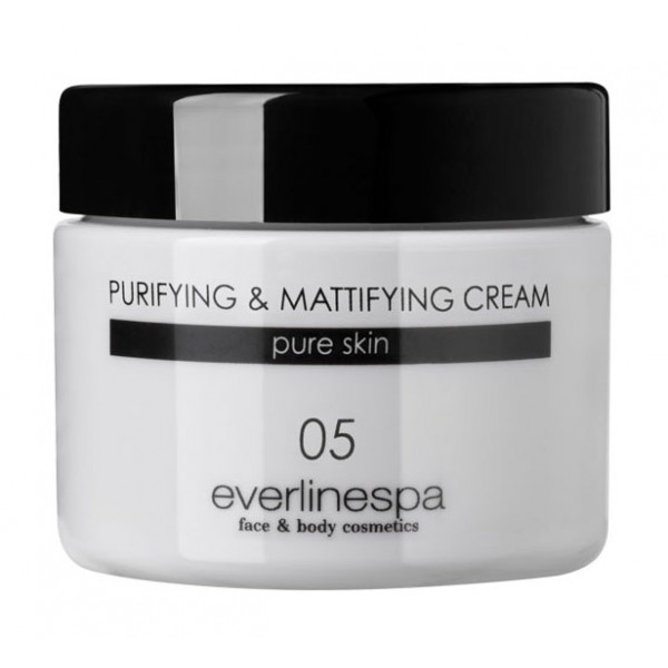 Everline Spa - Perfect Skin - Purifing & Mattifiyng Cream - Perfect Skin - Face - Professional