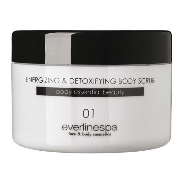 Everline Spa - Perfect Skin - Energizing & Detoxifying Body Scrub - Perfect Skin - Corpo - Professional