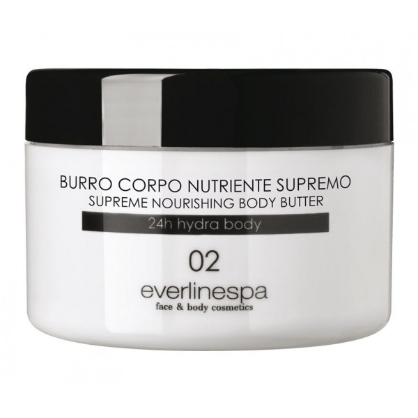 Everline Spa - Perfect Skin - Supreme Nourishing Body Butter - Perfect Skin - Corpo - Professional