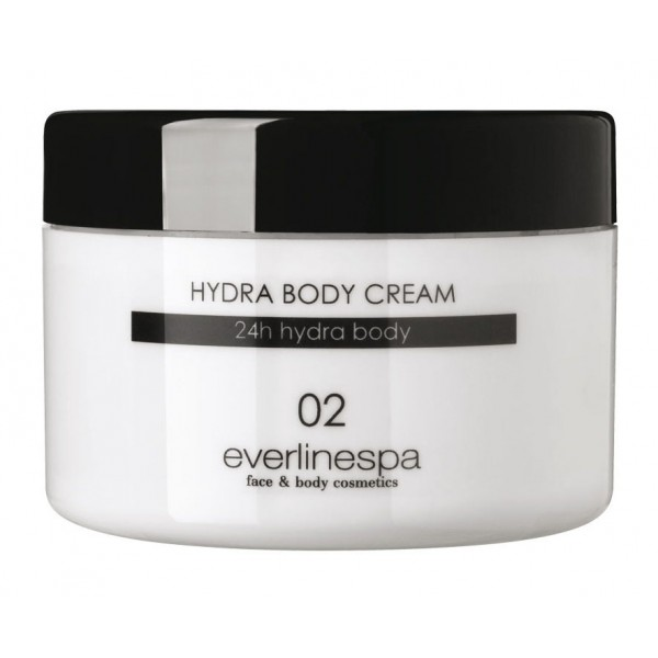 Everline Spa - Perfect Skin - Hydra Body Cream - Perfect Skin - Corpo - Professional