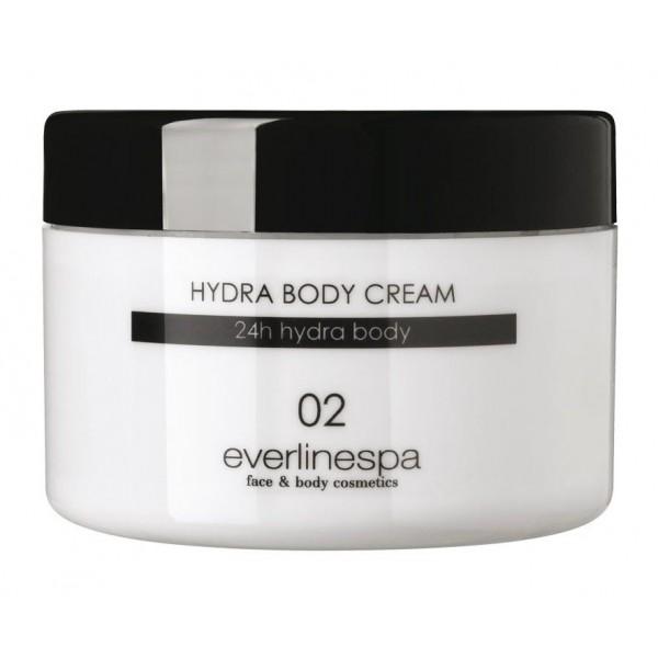 Everline Spa - Perfect Skin - Hydra Body Cream - Perfect Skin - Corpo - Professional