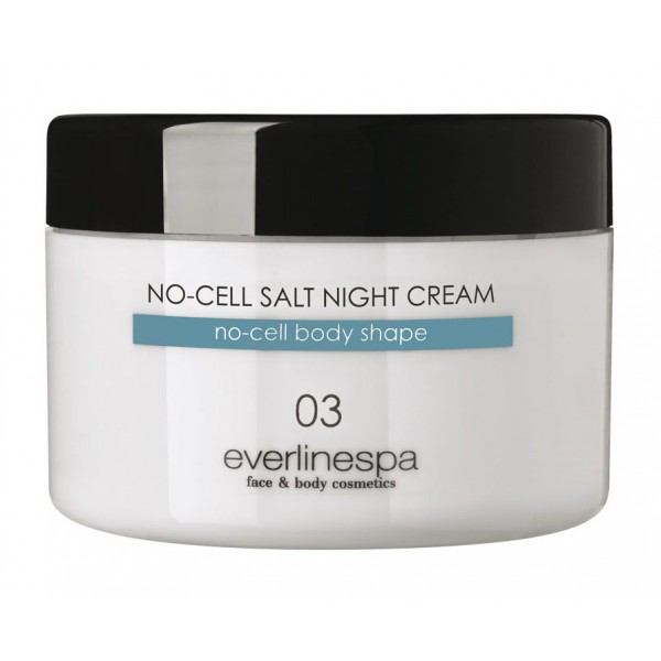 Everline Spa - Perfect Skin - No-Cell Salt Night Cream - Perfect Skin - Corpo - Professional