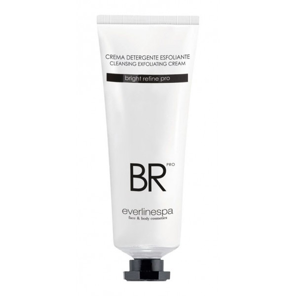 Everline Spa - Perfect Skin - Cleansing Exfoliating Cream - Br Pro - Bright Refine Pro - Face - Professional Cosmetics