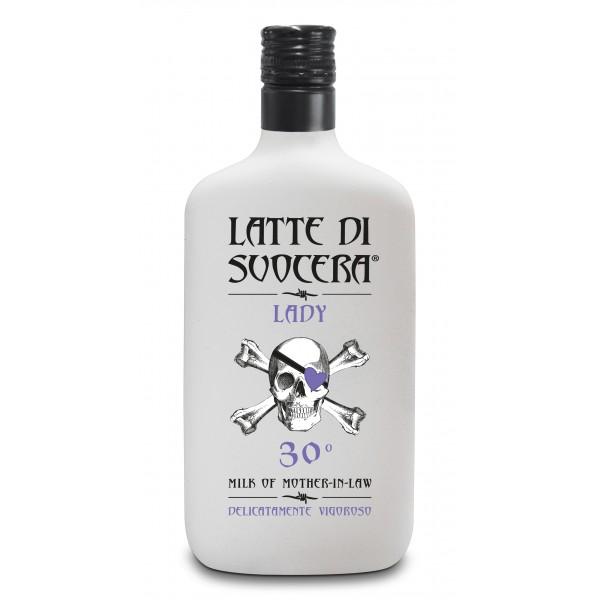 Zanin 1895 - Latte di Suocera - Milk of Mother in Law - Lady - 30% vol. - Spiritual Drink - Delicately Vigorous