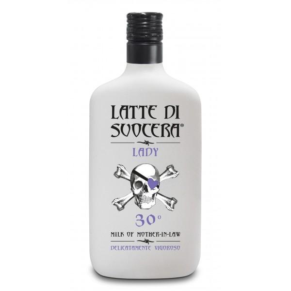 Zanin 1895 - Latte di Suocera - Lady - 30% vol. - Bevanda Spiritosa - Delicatamente Vigoroso