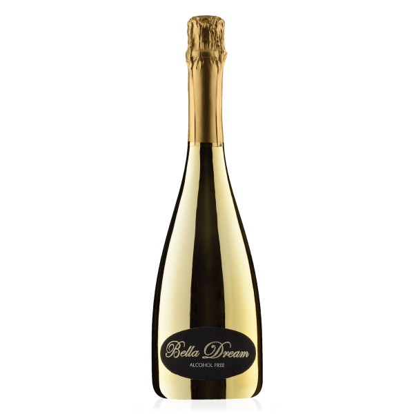 Bella Drink - Bella Dream - 0.0 Alcohol - Luxury Limited Edition - Gusto Prosecco - Alcohol Free