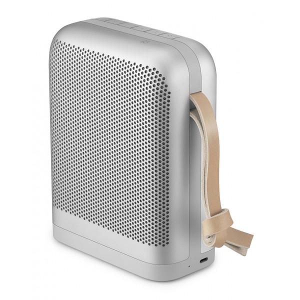 Bang & Olufsen - B&O Play - Beoplay P6 - Naturale - Altoparlante Bluetooth Premium Potente e Portatile di Alta Qualità