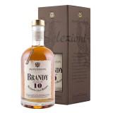 Zanin 1895 - Monte Sabotino - Brandy Gran Riserva 10 Anni - Gran Selezione - 40 % vol. - Spirit of Excellence