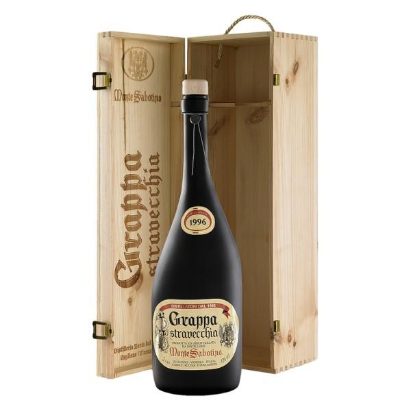 Zanin 1895 - Monte Sabotino - Grappa Stravecchia Vintage - Magnum - Grand Selection - 43 % vol. - Spirit of Excellence
