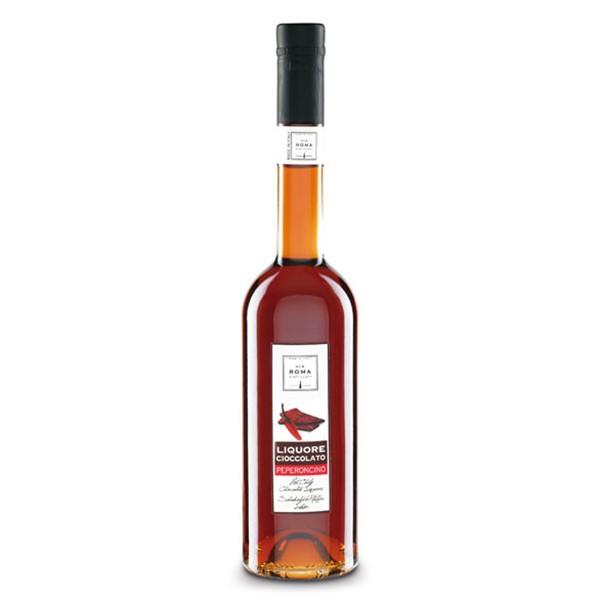 Zanin 1895 - Via Roma - Chocolate and Chilli Liqueur - 25 % vol. - Distillates - Spirit of Excellence