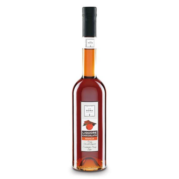 Zanin 1895 - Via Roma - Chocolate and Orange Liqueur - 25 % vol. - Distillates - Spirit of Excellence