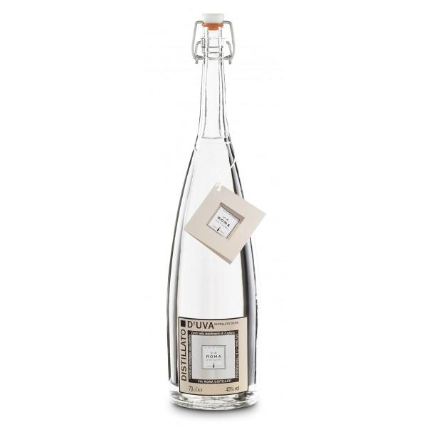 Zanin 1895 - Via Roma - Grape Distillate - 40 % vol. - Distillates - Spirit of Excellence