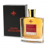 Zanin 1895 - MMVII - Grappa di Amarone Excelsior Barricata - 40 % vol. - Distillati - Spirit of Excellence