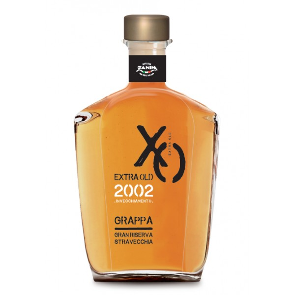 Zanin 1895 - Grappa Gran Riserva Stravecchia - XO - Extra Old 2002 - 40 % vol. - Distillati - Spirit of Excellence