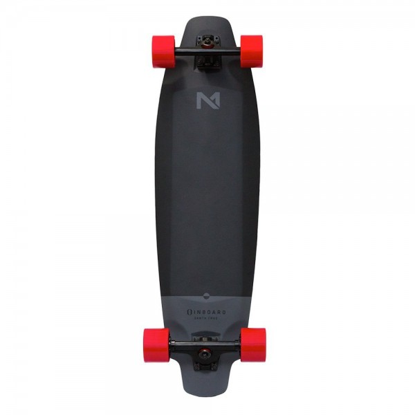Inboard Technology - Inboard M1 - Skateboard Elettrico Premium - Miglior Skateboard al Mondo - LED