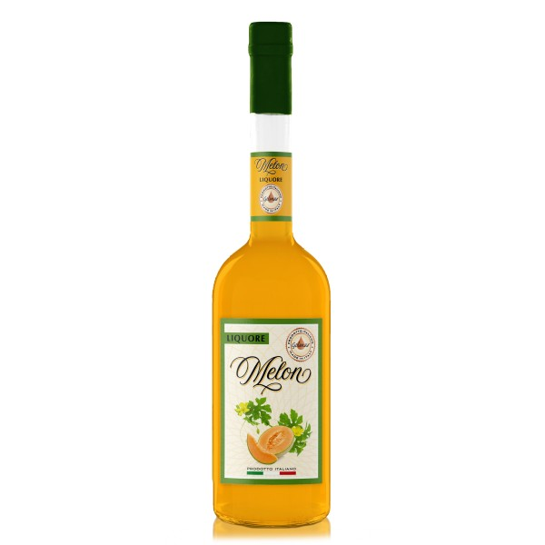 Zanin 1895 - Golmar - Liquore al Melone - Made in Italy - 25 % vol. - Spirit of Excellence