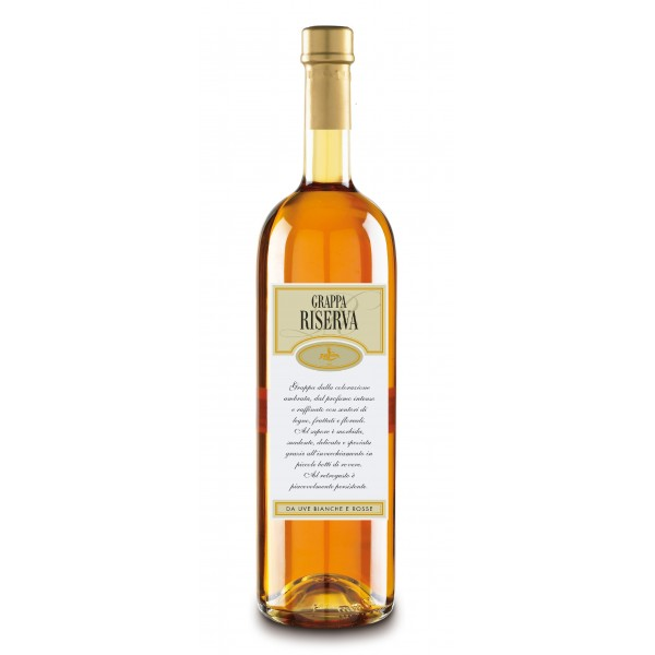 Zanin 1895 - Le Opere - Grappa Riserva - Magnum - Made in Italy - 40 % vol. - Spirit of Excellence