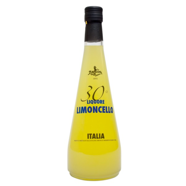 Zanin 1895 - Limoncello Extra - Made in Italy - 30 % vol. - Spirit of Excellence