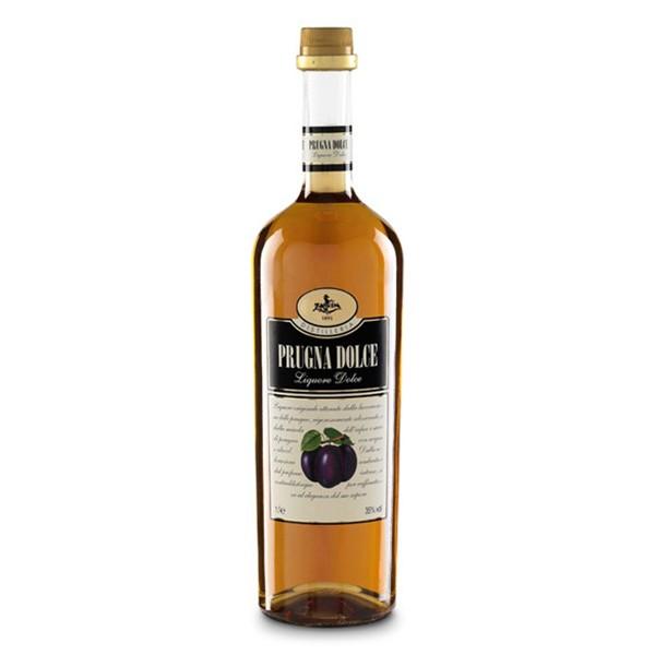 Zanin 1895 - Liquore Prugna Dolce Selezione Oro - Made in Italy - 35 % vol. - Spirit of Excellence