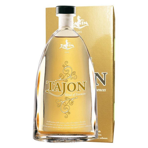 Zanin 1895 - Tajon - Blend of Esssence - Made in Italy - 40 % vol. - Spirit of Excellence