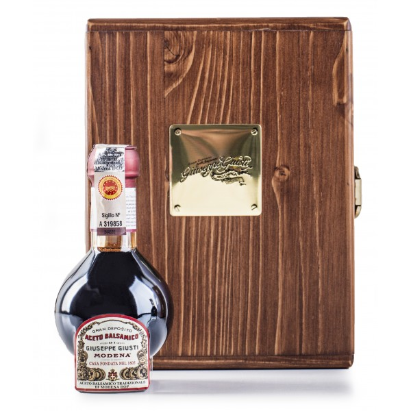 Acetaia Giuseppe Giusti - Modena 1605 - The Traditional - Affined - Balsamic Vinegar of Modena Affined D.O.P.