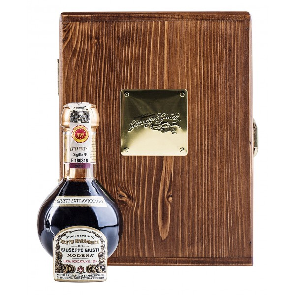 Acetaia Giuseppe Giusti - Modena 1605 - The Traditional - Extraold - Balsamic Vinegar of Modena Affined D.O.P.