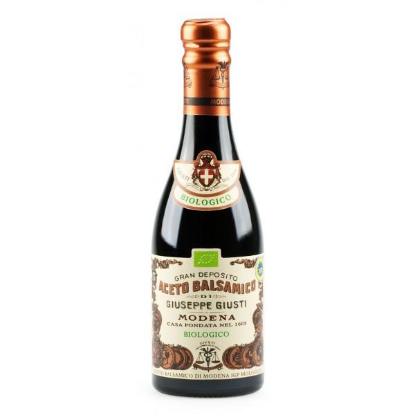 Acetaia Giuseppe Giusti - Modena 1605 - Organic - Balsamic Vinegar of Modena I.G.P.