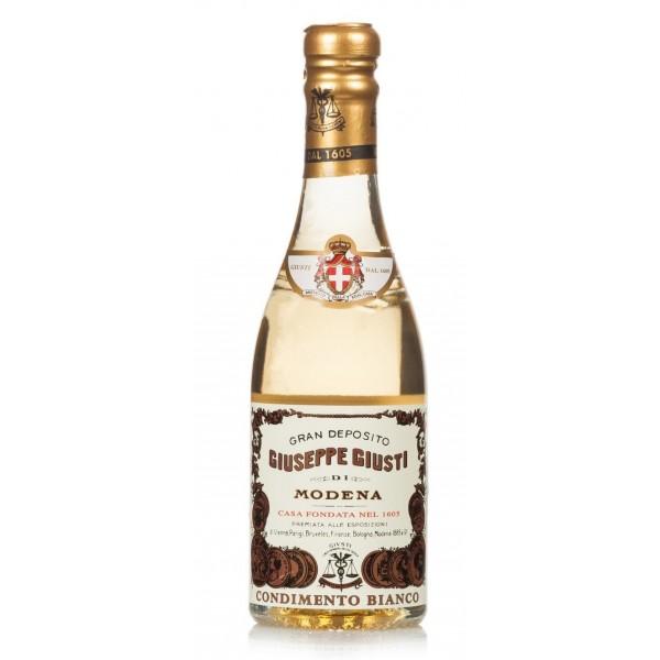Acetaia Giuseppe Giusti - Modena 1605 - White Condiment - Balsamic Vinegar of Modena I.G.P.